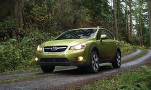 Subaru XV Crosstrek Hybrid Crossover New York Auto Show 2013