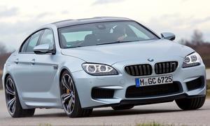 BMW M6 Gran Coupé Fahrbericht Bilder technische Daten V8-Biturbo