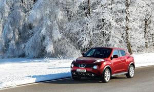 Bilder Nissan Juke 1.6 DIG-T 4x2 2013 Langzeit Test