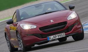 Bilder Peugeot RCZ 200 THP 2013 Sportcoupé Facelift