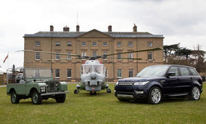 Land Rover Defender LXV 2013 Sondermodell Jubiläum