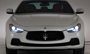Maserati Ghibli 2014 Shanghai Auto Show 2013 China Oberklasse Limousine