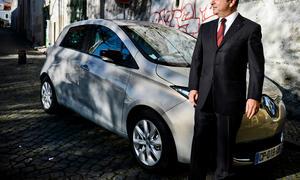 Renault-Chef Carlos Ghosn Elektroauto Zukunft Deutschland