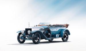 Rolls-Royce Ghost Alpine Trial Centenary Edition Shanghai Motor Show 2013