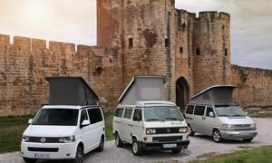 VW California T5 2013 Techno Classica Camping Van Jubilaeum