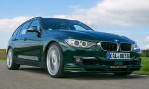 BMW Alpina B3 Biturbo Touring 2013 Kombi Bilder technische Daten Fahrbericht