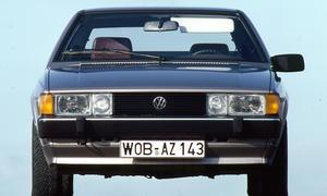 Kaufberatung VW Scirocco 2. Generation 1981 Bilder Außenspiegel