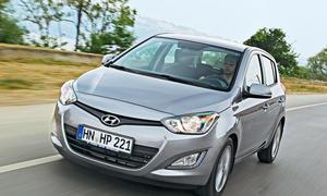 Kleinwagen Vergleich Hyundai i20