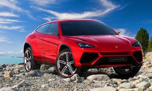 Lamborghini Urus 2017 Produktion SUV Marktstart Hybrid