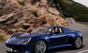 Lotus Exige S Roadster 2013 Preis Antrieb