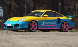 Porsche 911 Turbo 996 Tuning OK-Chiptuning Manta-Manta Til Schweiger Leistungssteigerung