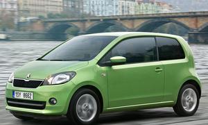 Wertverlust Restwert Neuwagen Gebrauchtwagen 2013 Minis: Skoda Citigo