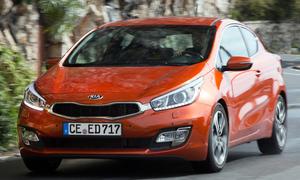 Test Kia procee'd 2013 1.6 CRDi Diesel Bilder technische Daten Einzeltest