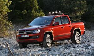 VW Amarok Canyon 2013 Preis Sondermodell Lastesel