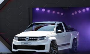VW Amarok Woerthersee 2013 Power Pickup V6 TDI