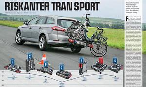 Fahrradträger Test Vergleich 2013 Service Auto Zubehör