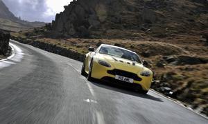Aston Martin V12 Vantage S 2013 Supersportwagen Preis Beschleunigung Zwölfzylinder