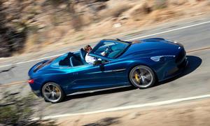 Aston Martin Vanquish Volante 2013 Roadster Cabrio Carbon Leichtbau
