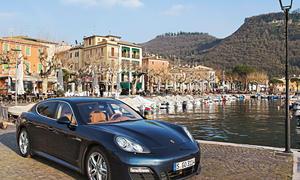 Bilder Porsche Panamera 4S 2013 Dauertest