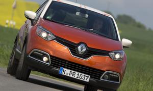Bilder Renault Captur TCe 90 2013 Crossover Design
