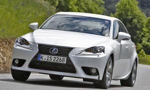 Fahrbericht Lexus IS 300h 2013 Hybrid Bilder Neue Generation