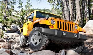 Jeep Rückruf 2013 Compass Wrangler Patriot Geländewagen Software-Fehler Getriebeöl