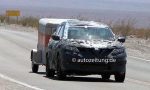 Nissan X-Trail 2014 Bilder SUV Geländewagen