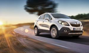 Opel Mokka Produktion Korea Europa Saragossa Kompakt-SUV Überkapazitäten