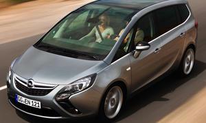 Opel Zafira 2015 Ruesselsheim Produktion Entwicklung PSA Peugeot Citroen