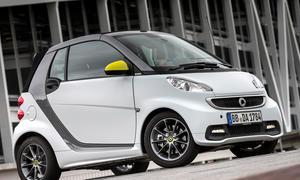 Smart Fortwo Edition BoConcept 2013 Coupé Cabrio Sondermodell Möbel-Designer