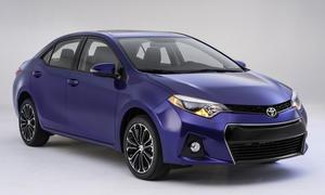 Toyota Corolla 2014 Bilder Kompaktklasse