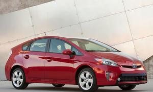 Toyota Prius Rückruf 2013 Bremsen Technik Wirtschaft