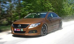 VW Passat CC Folierung Tuning FolienCenter-NRW Leistungssteigerung