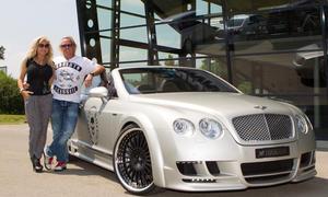 Die Geissens Robert Carmen Geiss Tuning Hamann Bentley Continental GT Cabrio 2013