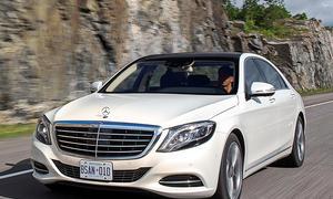 Mercedes S 300 Hybrid S 350 BlueTec Fahrbericht Luxus-Limousine Premiere Neuheit