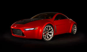 Mitsubishi Lancer Evo XI Bilder 2015 Sportwagen Hybrid