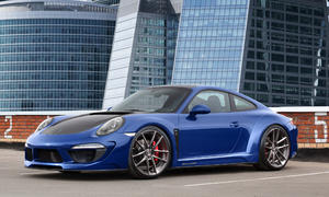 Top Car Tuning Porsche 911 Carrera Stinger 991 2013 Bodykit Carbon Auspuff