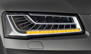 2013 Audi A8 Facelift Blinker Blinklicht IAA Matrix-LED Lichttechnik