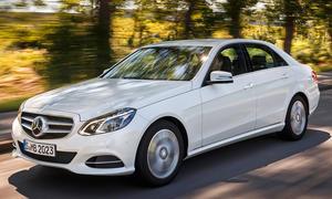 Erdgas 2013 Mercedes E 200 Natural Gas Drive CNG Erdgasauto Erdgasantrieb
