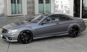 Anderson Germany Mercedes CL 65 AMG Grey Stone Edition Leistungssteigerung Tuning Sport-Coupé