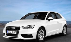 Audi A3 ultra 1.6 TDI Kompakter Sportback Spar-Modell Diesel Verbrauch Preis