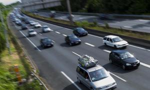 Autobahn A20 Vinci Politik Baustelle Fertigstellung Elbtunnnel 2018 Privatkonzern