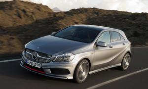 Mercedes A-Klasse 2013 Produktion Finnland Valmet Fertigung
