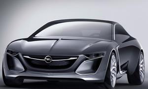 Opel Monza Concept Video IAA 2013 Studie Flügeltürer