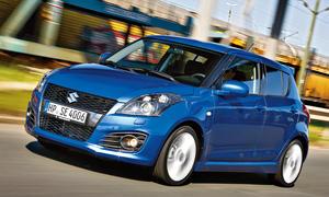 Fahrbericht Suzuki Swift Sport 2013 Fuenftuerer Bilder technische Daten