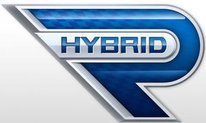 Toyota Hybrid R Concept 2013 IAA Studie Frankfurt