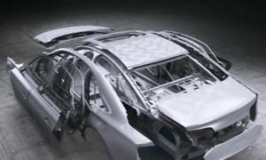 Video 20 Jahre Audi Space Frame Leichtbau IAA 2013 Audi A8 Facelift