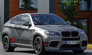 BMW X6 M Cam Shaft Tuning Autofolieren PP Performance