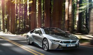 BMW i8 Preis Plug-In-Hybrid Sportwagen IAA 2013 Carbon Leichtbau