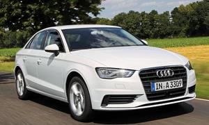 Bilder 2013 Audi A3 Limousine 1.4 TFSI COD